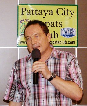 January 5 speech to Pattaya City Expat Club about anti-aging medicine – Part 1 & 2-531