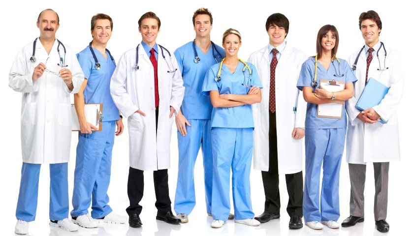 Different Types of Doctors in the Medical Industry